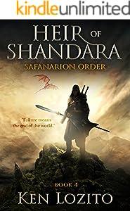 Safanarion Order 4巻 表紙画像