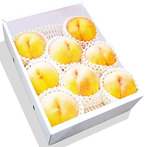 山形県産 秀品 黄桃  (2kg入り)