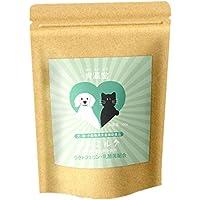 青瀛堂(せいえいどう) 犬 猫 ペット用ヤギミルク(100g) ラクトフェリン 乳酸菌配合 保存料着色料不使用 計量スプーン付
