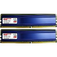 KOMPUTERBAY 32GB 16GB x 2 DDR4 メモリー 3000MHz PC4-24000 DIMM CL 16 1.35V