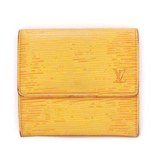Louis Vuitton(ルイヴィトン) エピ ポルトモネビエカルトクレディ M63489 財布 [中古]