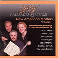 New American Masters Vol. 1