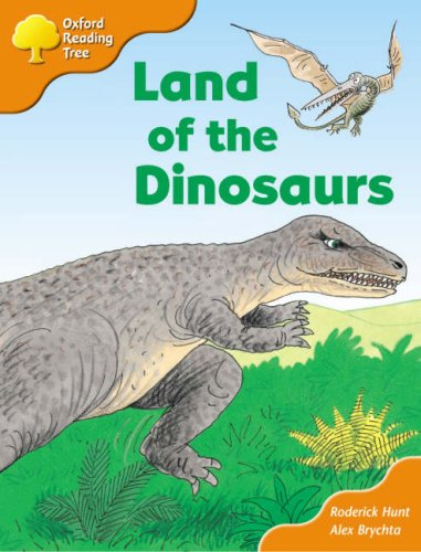 Oxford Reading Tree: Stage 6 and 7: Storybooks: Land of the Dinosaursの詳細を見る