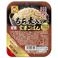 東洋水産 もち麦入り 玄米ごはん 160g×20(10×2)個入×(2ケース)
