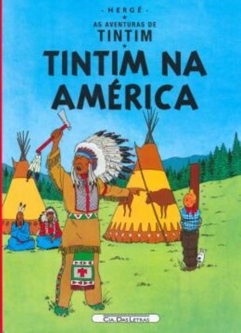 大惨事ラボ本当にTintim - Tintim na América
