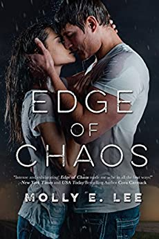 Edge of Chaos (Love on the Edge Book 1) by [Lee, Molly E.]