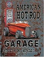 1539 Legends - American Hot Rod / ブリキ看板 TIN SIGN