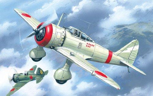 1/72 中島 Ki-27b 97式戦闘機乙型 ノモンハン