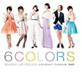 6COLORS~SEASIDE LIVE FES 2013