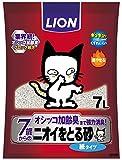 ニオイをとる砂 猫砂 紙タイプ 7歳以上猫用 7L
