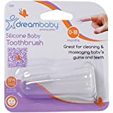 Dreambaby Silicone Baby Toothbrush - 2 Count by Dreambaby