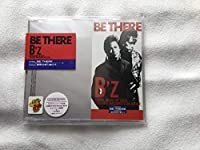 B'z 「BE THERE」シングルCD ピクチャーレーベル仕様