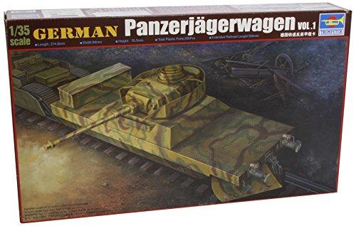 1/35 ドイツ軍パンツァーイェーガーヴァーゲン1