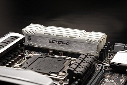 『Crucial [Micron製] DDR4 デスク用メモリー 8GBx2 BallistixSport LT ( 2400MT/s / PC4-19200 / CL16 / 288pin / DR x8 / Unbuffered DIMM ) 永久保証 BLS2K8G4D240FSC』の3枚目の画像
