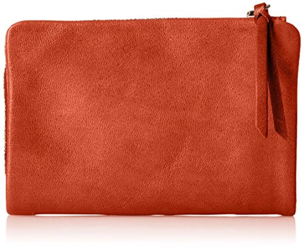 荒らすブロックペリスコープ[ソラチナ] ミドルウォレット イタリアンレザー袋縫い SW-60052