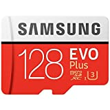 microSDXC 128GB Samsung サムスン EVO Plus UHS-I Class10 U3 4K対応 【3年保証】 [並行輸入品]