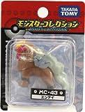 ポケットモンスター モンスターコレクション MC -043 エンテイ