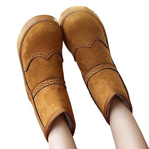 (ノーブランド品) ムートン ムートンブーツ ブーツ ショートブーツ 靴 レディース シンプル カジュアル 秋 冬 かわいい あったかブーツ