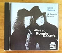 Alive at Ronnie Scott's
