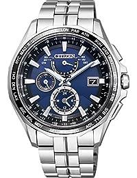 [シチズン]CITIZEN 腕時計 ATTESA アテッサ エコ・ドライブ電波時計 AT9090-53L メンズ