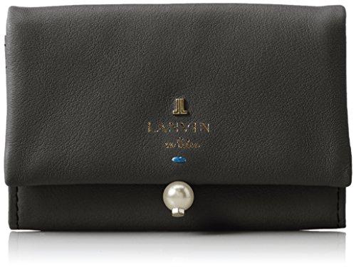 [ランバンオンブルー] LANVIN en Bleu Amazon公式 正規品 シャペル 名刺入れ