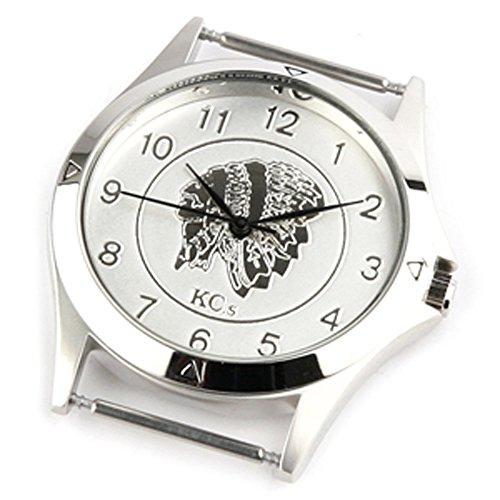 腕時計 KC,s専用 オリジナル メンズ文字盤【インディアン白文字盤】