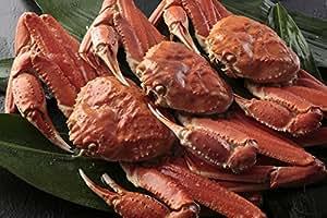船上ボイル 新物 巨大 姿ずわい蟹 3kg 3匹入