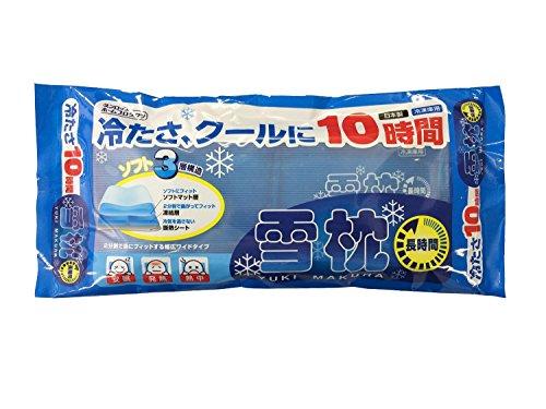 ダンロップ 雪枕 長時間 日本製(1コ入)