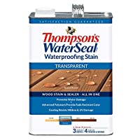 Thompsons Waterseal 041841–16Acorn透明Stain