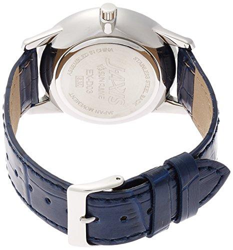 [ジェイ・アクシス]exist 腕時計 ファッション EX-D03-BL メンズ 【正規輸入品】