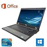 【Microsoft Office 2016搭載】【Win 10搭載】DELL E5510/新世代Core i5 2.53GHz/メモリー4GB/新品SSD:480GB/DVDスーパーマルチ/15インチ/無線搭載/中古ノートパソコン (新品SSD:480GB)