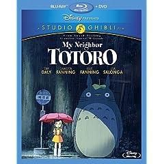 My Neighbor Totoro(Two-Disc Blu-ray/DVD Combo)(1988)[Import]