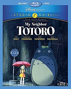 My Neighbor Totoro (Two-Disc Blu-ray/DVD Combo)(1988)[Import]