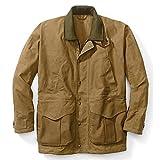 フィルソン アウター ジャケット・ブルゾン Filson Tin Cloth Field Jacket Dark Tan [並行輸入品]