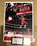 2018年 世界限定100枚 DEATH NYC マイケル・ジョーダン Michael Jordan ポスター
