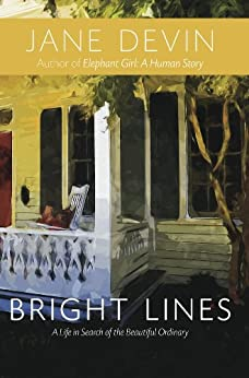 Bright Lines: A Life in Search of the Beautiful Ordinary by [Devin, Jane]