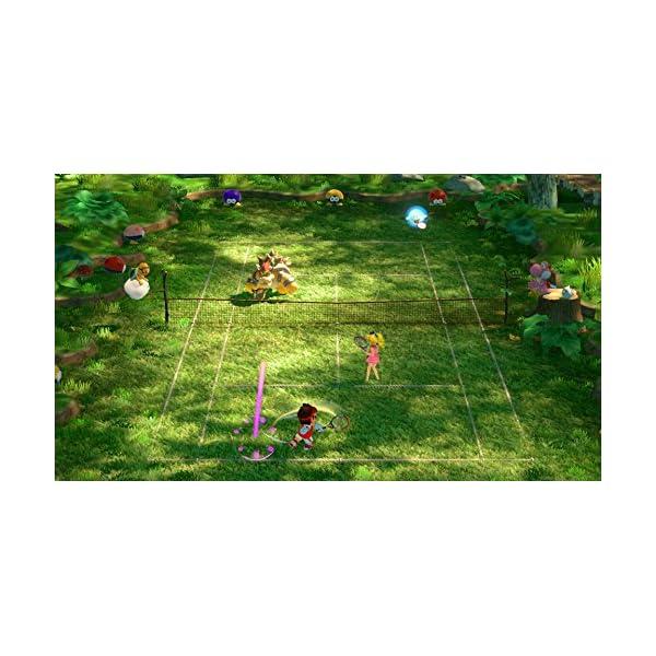 マリオテニス エース - Switchの紹介画像12
