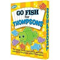 The Thompson familyという名前のカードゲーム特にファミリのゲーム–トンプソン