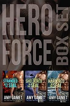 HERO Force Box Set: Books One - Three by [Gamet, Amy]