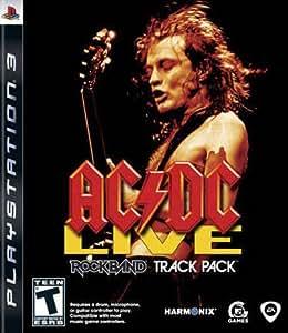 AC/DC Live Rock Band Track Pack (PS3 輸入版:北米)