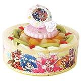 キャラデコ お祝いケーキ キラキラ☆プリキュアアラモード フルーツ