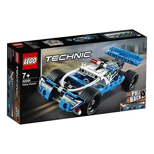レゴ(LEGO) テクニック 追跡パトロールカー 42091