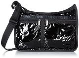 [レスポートサック] LeSportsac ショルダーバッグ(Deluxe Everyday Bag)【並行輸入品】 7507 9908 (9908(BLACK PATENT))