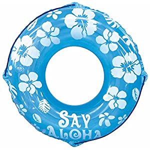 ドウシシャ 浮き輪 SayAloha ブルー ...の関連商品4