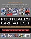 Sports Illustrated Football's Greatest: Revised and Updated: Sports Illustrated's Experts Rank the Top 10 of Everything (Sports Illustrated Greatest) 画像