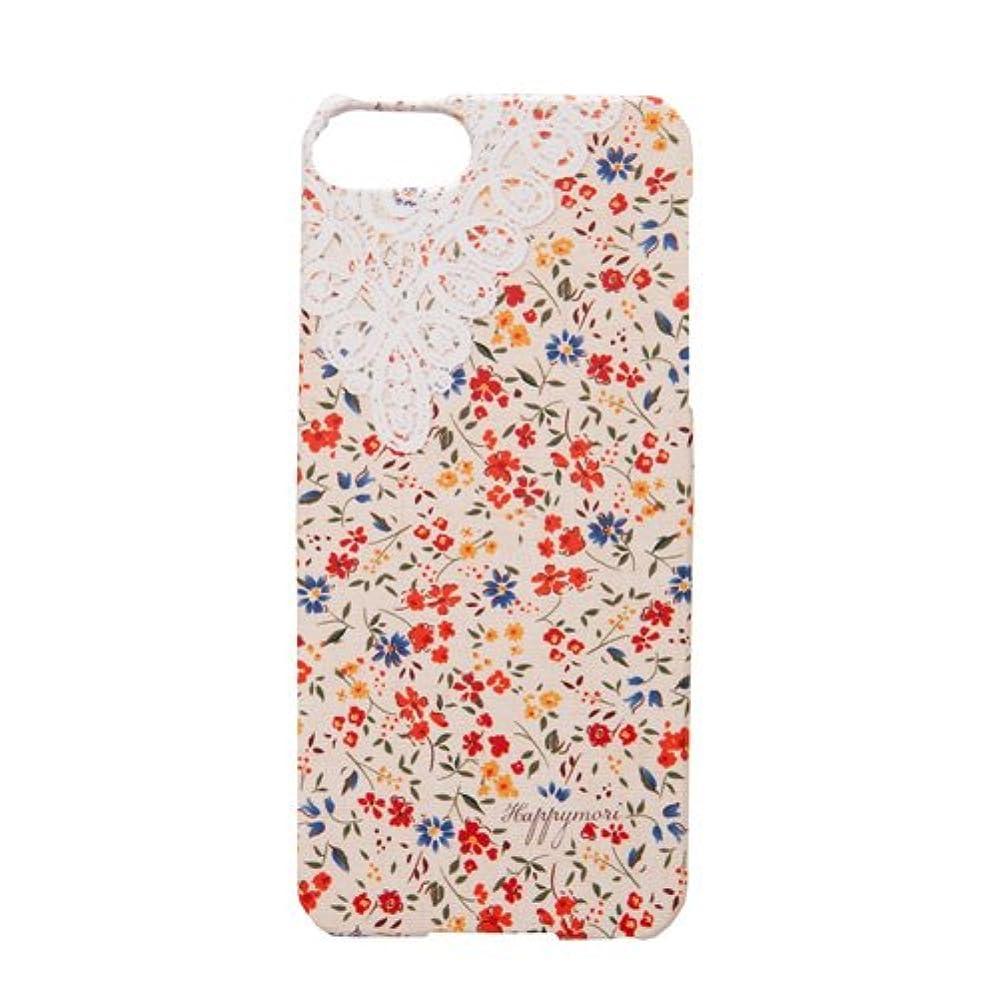 たとえ同級生扇動する【日本正規代理店品】Happymori iPhone SE/5s/5 ケース Blossom Bar オレンジ バータイプ HM2457i5S