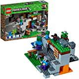 LEGO Minecraft The Zombie Cave 21141 Playset Toy