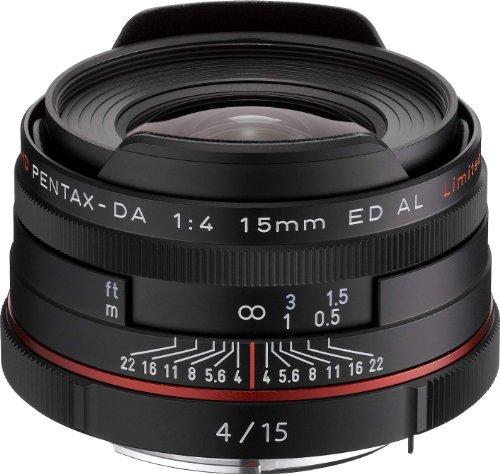 HD PENTAX-DA 15mmF4ED AL Limited ブラック