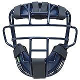 ZETT(ゼット) 野球用 軟式 キャッチャー マスク プロステイタス BLM3295A ネイビー(2900)