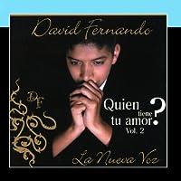 David Fernando, La Nueva Voz de Ecuador